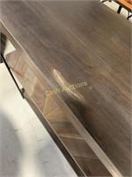 Side Table w/3 Shelves