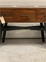 """3 Drawer Side Table 52"""" x 15"""" x  33"""""""