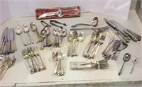 Assorted Silver Cutlery
