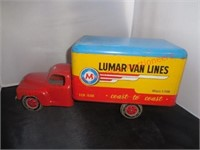 Marx Lumar Van Line Truck