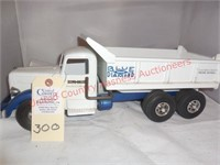 "Smith Miller ""Blue Diamon"" Dump Truck"