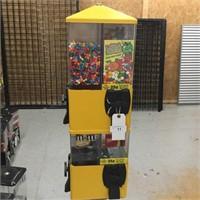 8 Compartment U Turn Terminator Vending Machine