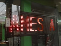 Marquee Digital Sign