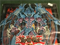 Yu- Gi-Oh! Promo Vinyl Poster