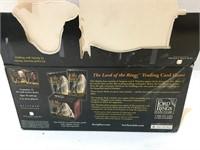 NIB Box of 2002 Lord of the Rings 12 (63) Card Dec
