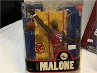 (5) Mcfarlane Basketball Figures NIB