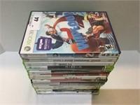 (14)  Xbox 360 games