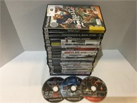 (23) PS2 Game Lot