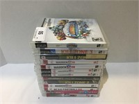 (13) PS3 Game Lot