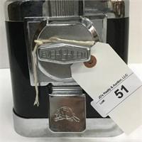 Vintage Beaver 25 cent Gumball Machine