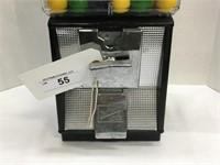 Vintage Northwestern 25 cent Gumball Machine