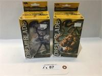 (2) 2006 Dreamblade Booster Packs NIB