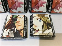 (6) Hack//Enemy Trading Cards