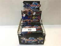 Full Box of 2003 Beyblade Trading Cards