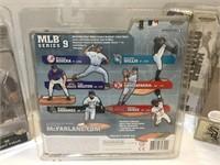 (3) Mcfarlane Baseball Magglio Ordonez Figures NIB