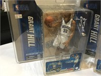 (4) Mcfarlane Basketball Figures NIB