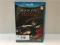 Wii U Ninja Gaiden Razors Edge NIB
