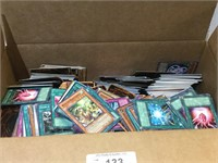 Box of Yu-gi-oh Playing Cards