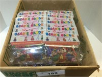 Large Box of Beanie Bandz & Silly Bands