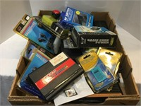 Large Lot of Game Accessories Atari, Sega Saturn &