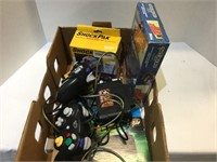 Vintage Video Game Accessory Lot