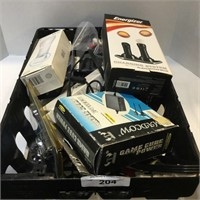 Video Game Accessory Lot