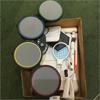 Large Lot of Video Game Accessories