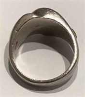 Sterling Designer Ring