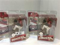 (3) Mcfarlane Baseball Chad Cordero NIB