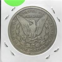 1901-O VAM 11 MORGAN SILVER DOLLAR