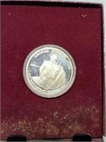 1982 WASHINGTON COMM SILVER PROOF HALF DOLLAR