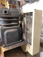Ingersoll Rand, compressor is good,  BAD MOTOR
