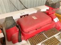reloading lead, shells, equipment & supplies