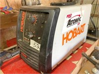 Hobart 140 -115V wire feed welder and accessories