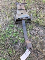tractor draw bar