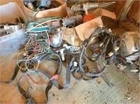 3-wheel motorcycle parts