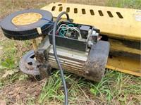 electric log splitter (needs repair)
