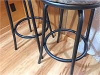 2-bar stools