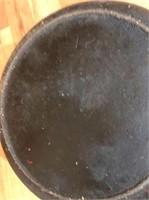 #12 cast iron Dutch oven w/lid