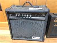 Crate Amp, BC Amp & 1st Act Acoustic Guitar