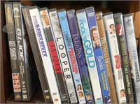swivel DVD holder w/DVD movies