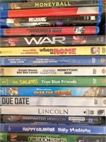 2-boxes DVD movies