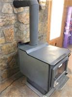 Vogelzang Ponderosa TR 007 wood burning stove
