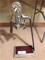wine bottle cork puller