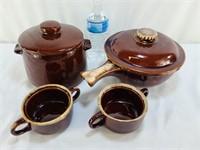 Nice Stoneware Set