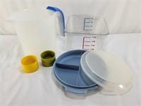 Plastic Kitchen Lot