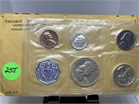1963 PROOF COIN SET