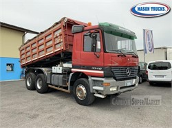 MERCEDES-BENZ ACTROS 3340  used