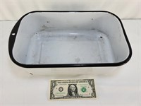 Enamel Ware Tub