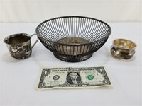 Silverplate Pieces